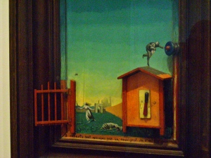 Max Ernst (may be spelled wrong)